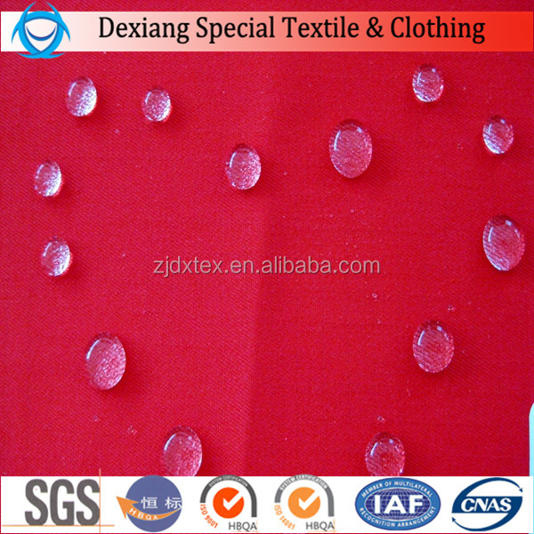 polyester&cotton lightweight waterproof canvas fabric