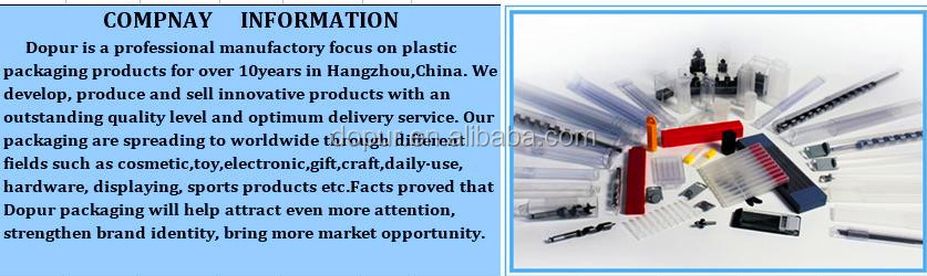 plastic telescopic storage packaging 40*85-135