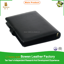 bowen factory supply planner notebook / leather planner new arrival for corporate gifts / daily planner diary notebook