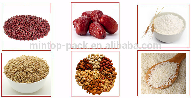 10-999g High Accuracy Grain,Nut,Spice Powder Filling Machine