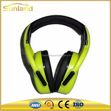 Cheap Custom protective foldable earmuffs