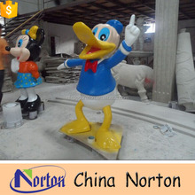 custom made life size decorative polyresin statue NTRS-CS567S