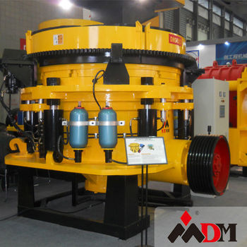 China Best best professional DMS Hydraulic cone crusher certified by CE ISO9001:2008 SGS GOST