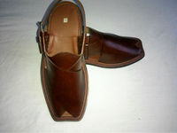 Hand Made Leather Peshawri Chappal