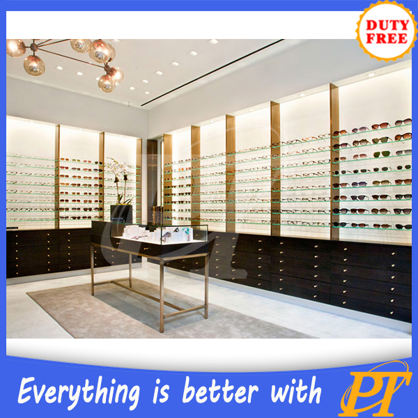 free eyewear showroom design customized optical frame stands frames display stand for interior decoration