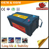 70027 DIN Standard 12 volt automotive battery,n200 12v 200ah fb car battery