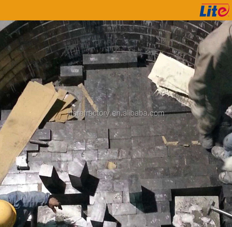 Fire Brick Foundry : Fire resistant refractory alumina silicon carbide carbon