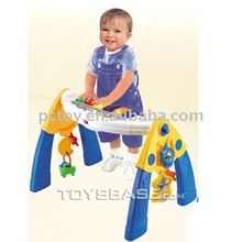 2 in 1 baby walkers organ and play gym toys