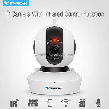 2017 hot new products VStarcam wireless wifi ip camera with micro sd card slot