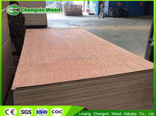 Furniture Using High Grade Fancy Popar 18mm Commercial Plywood
