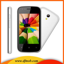 Cheap Wifi GPRS WAP Mtk6572 Dual Core Unlock 3.5 inch Android 4.4 Best Cell Phone Manufacturer 501