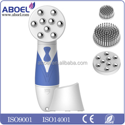 12,000 Times Per Minute Spinning Multi Speed 5 In 1 Rotary Face Roller Massager
