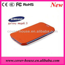 leather case for Samsung Galaxy Mega 6.3 I9200,leather case for Samsung Galaxy i9200