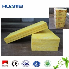 Light Weight Building Material Fireproof Insulation Glass Wool Board Cheap Price