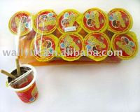 Hot Sell Super Chocolate Cup With Biscuit Stick