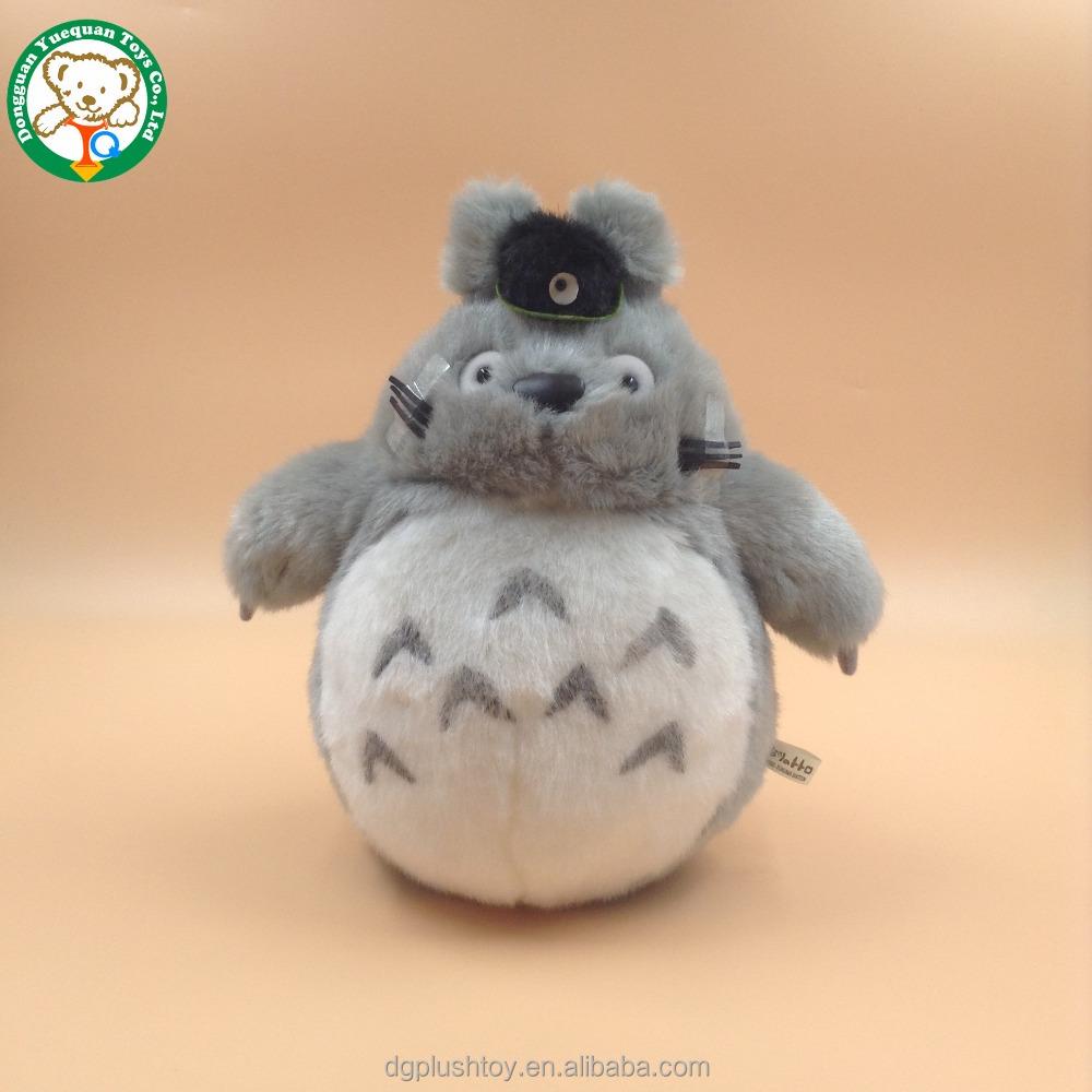 Plush Toys Product : Dongguan yuequan plush totoro stuffed toys buy
