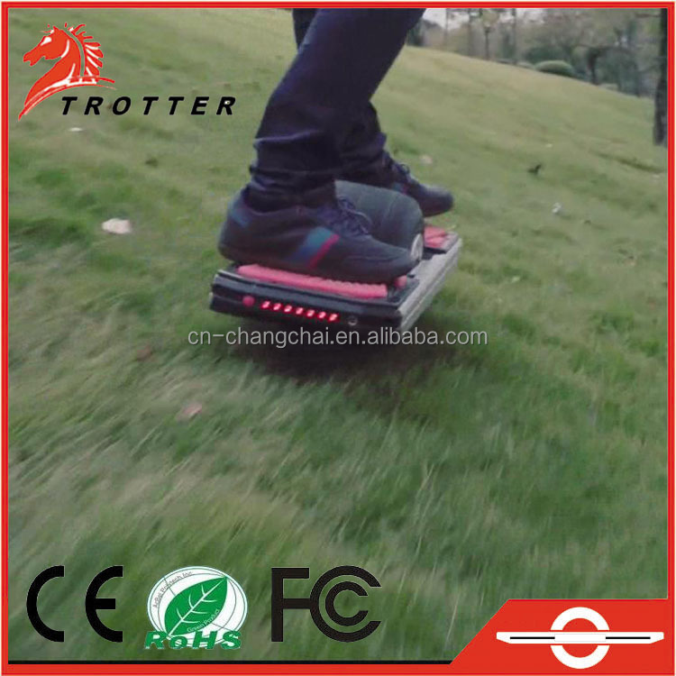 Fashionable Off Road One Wheel <strong>Electric</strong> Balance Car Free Shipping