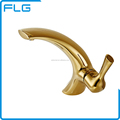 FLG100011 Personalized Design Gold Printing Bathroom Faucet Modern Style