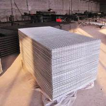 Reinforced Galvanized 1/2 Inch Welded Wire Mesh Panel