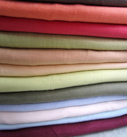 100% linen fabric bed linen fabric natural greige fabric