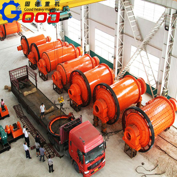 high efficiency Copper ore ball mills manufacturer with low price