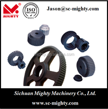 small rope pulleys timing belt tensioner pulley different types of pulley