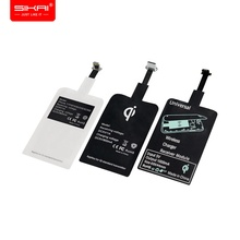 High efficient <strong>CE</strong> certified charging DC5V 800mA qi wireless charger receiver for mobile phone
