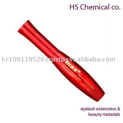 EYELASH EXTENSION - MAX2 SPECIAL MASCARA GOLD