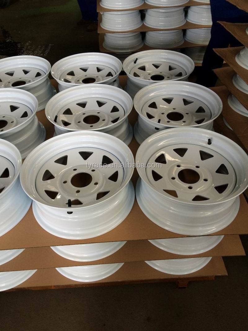 "trailer wheel rims 13""-16"""