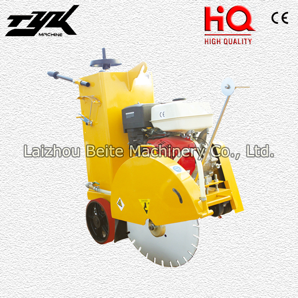Concrete Road Saw Cutting Machine