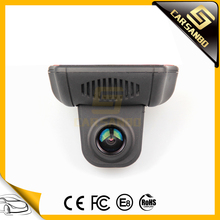 Hot sale wifi 1080p car camera dvr with parking monitoring function