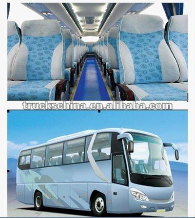 Autob s tur stico de lujo de 50 pasajeros de larga - Autobuses larga distancia ...