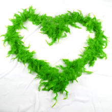 Economic Feather boa bulk wholesale, Feather ostric boa for Carnival costumes decoration