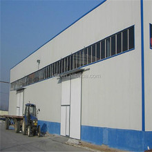 Low Cost Price Large Span Frame Steel Structure Galvanized Prefabricated Warehouse