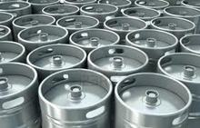 New style stainless steel beer kegs european standard