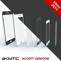 "KMTC 3D Forming 9H Tempered Glass Screen Protector Cutting Machine for iphone 6 4.7"" BL"