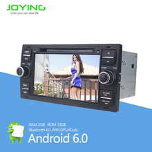 7 ''car dvd player system android cd mp3 fordfiesta car radio tv dvd