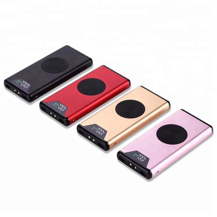 Mobile Battery Charger Wireless Power Bank 20000mah