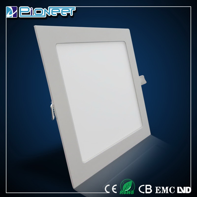 2016 Hot sale new design CE ROHS ultra thin led panel 9w led panel ceiling light