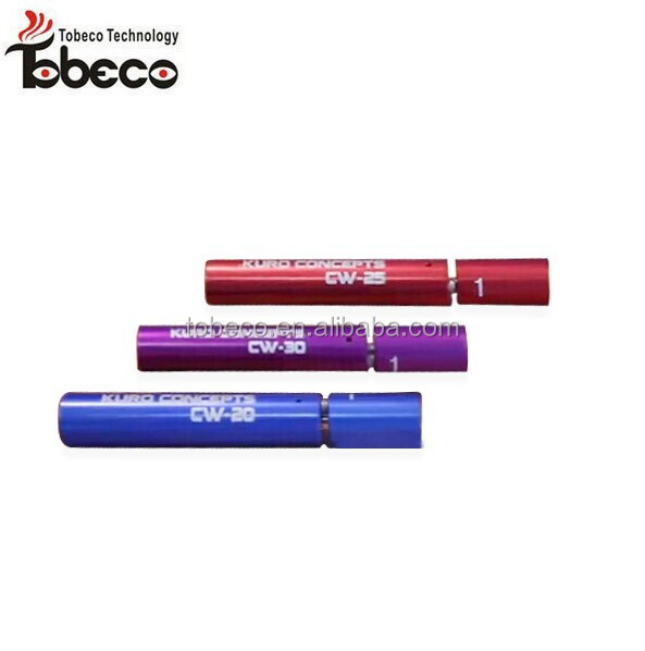 2014 blue/red/purple/black 3 size 2mm/2.5mm/3mm tobeco Koiler Wire Coiling Tool /kuro coilers/coil winder