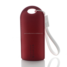 A-Grade 18650 lithium 5000mah power bank for mobile phone