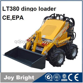 dingo mini loader with CE EPA
