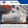 CIMC 40ft Cng Tank Container For