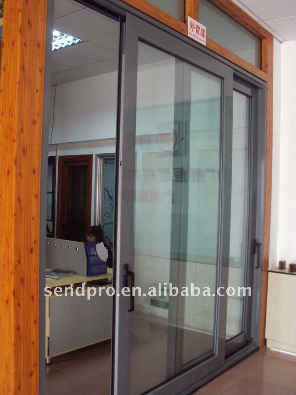 ttaluk system puerta corredera de aluminio para la puerta exterior buy product on alibabacom