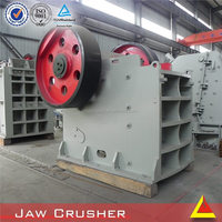 CE Certified Low Power High Quality Stone Jaw Crusher for Crushing Plant