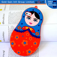 Russian Doll Case Cute Cartoon Character Cell Phone Case for iPhone 5 5S Phone Case