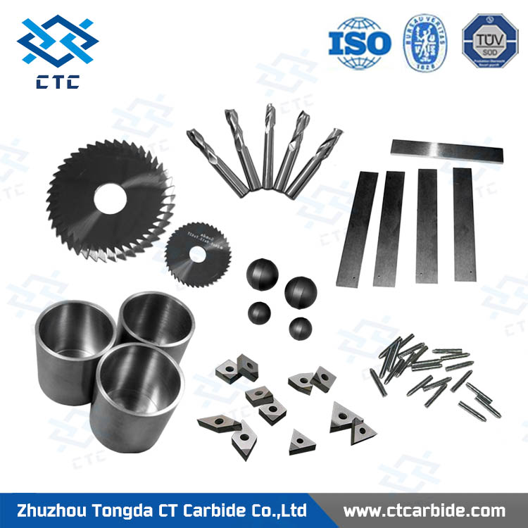 Non standard tungsten carbide products,cemented carbide wear parts