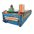 color coated roofing sheet making machine
