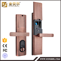 Newest High security fingerprint door lock password door lock