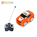Hot 4 channel kids small mini rc car toy for sale
